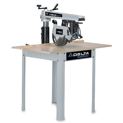 Radial-Arm Saw