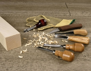 Woodcarving Fundamentals