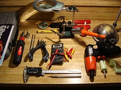 New Tools for a Woodworker