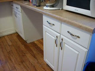 Building a Kitchen Cabinet