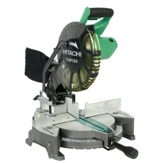 Hitachi C10FCE2 Mitre Saw Review