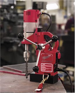Bench top drill