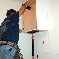 How To Install Wall Cabinets