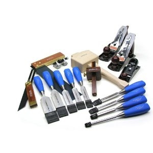 woodworking hand tool set