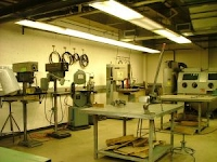 Design a limted space woodworking shop