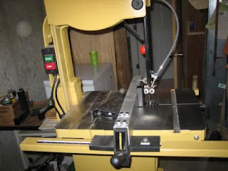 Bandsaw Re-sawing