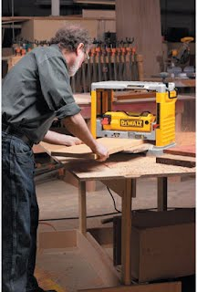 Using a Benchtop Planer