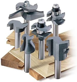 Different Types of Router Bits