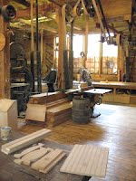 Wood Shop Layout Ideas